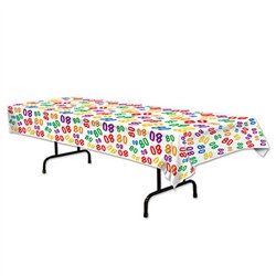 80 tablecover