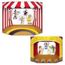 puppet show theater photo op