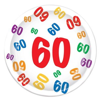 60 plates