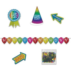 Birthday Desktop Party Pack Kit