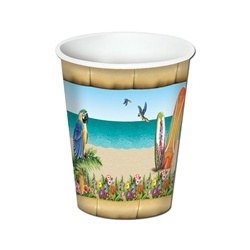 Paradise Beverage Hot/Cold Cups (8/Pkg)