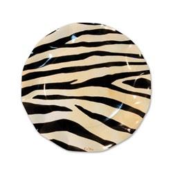zebra large plates