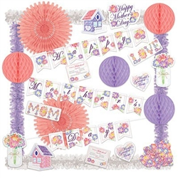 Mother's Day Decorating Kit - make sure Mom know how much you lover her!