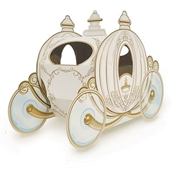 3-D Carriage Centerpiece