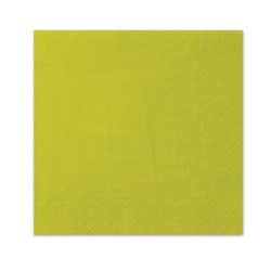 Lime Green Napkins (20/pkg)