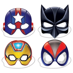Deluxe Hero Masks