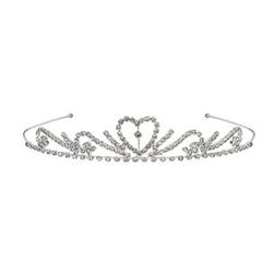 royal rhinestone tiara