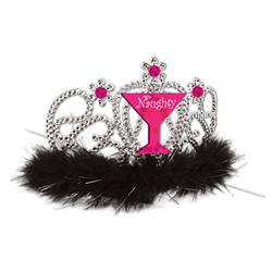 light-up naughty girl tiara