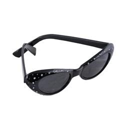 Black Jeweled Fanci Frames
