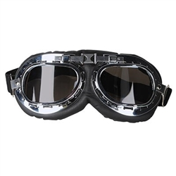 Aviator Goggles - keep the bugs out of your eye and the smile on your face!