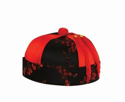 mandarin hat