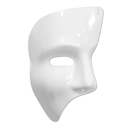Is that a fat lady singing?  Then our Phantom Mask is perfect for you!