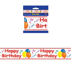 happy birthday party decorations