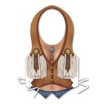 Plastic Cowgirl Vest