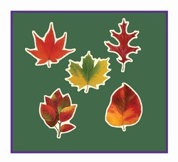 Mini Leaf Cutouts