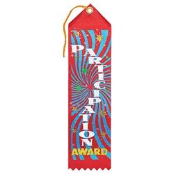participation award ribbon