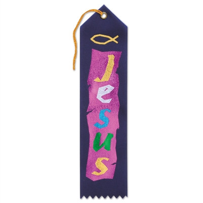 Jesus Ribbon