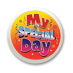 My Special Day Blinking Button