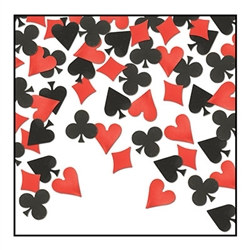 Card Suit Confetti