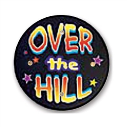 Over The HIll Flashing Button