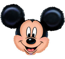 Mickey Mouse Mylar Balloon