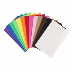 assorted craft foam sheets