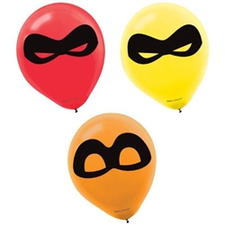 Incredibles Balloons - No party is complete without balloons!