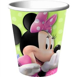 minnie mouse hot/cold cups