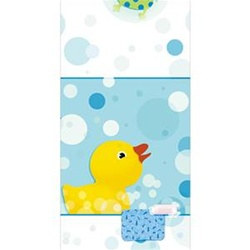 Splish Splash Rubber Duckie Tablecover