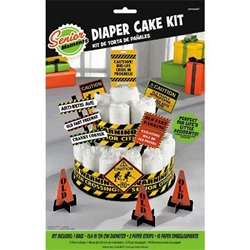 Diaper Cake Decorating Kit : Adult Diaper Cake Decorating Kit - Partycheap