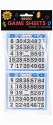 Bingo Game Sheets