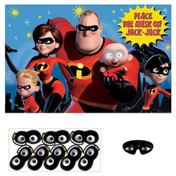 Incredibles Party Game