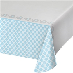 Little Peanut Blue Tablecover