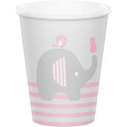 LIttle Peanut Pink Hot/Cold Cups