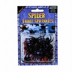 spider table sprinkles