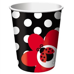 ladybug hot/cold cups