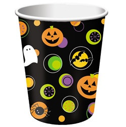 halloween dots hot/cold cuups
