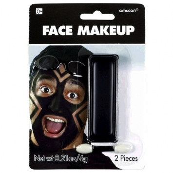 black face paint