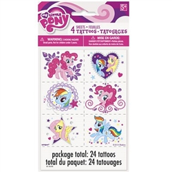my little pony tattoos