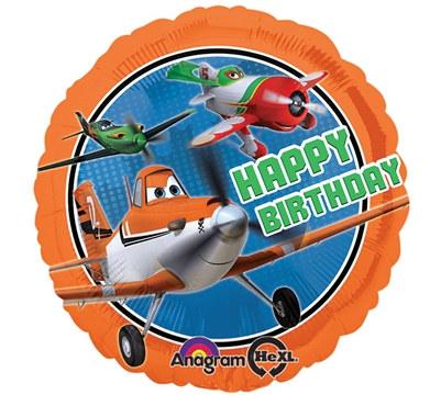 Planes Mylar Balloon