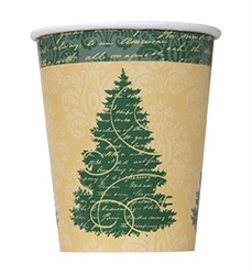 Elegant Christmas Cups