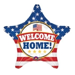 Patriotic Welcome Home Balloon