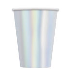 12oz. Iridescent Cups for shiny drinks at your next celebration