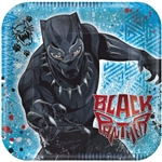 Marvel Black Panther Plates