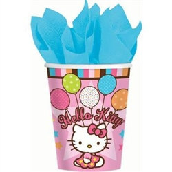hello kitty hot/cold cup