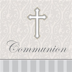 Communion Lunch Napkins (16/pkg)