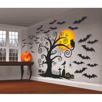 Halloween scene setter decoration