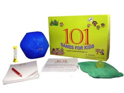 101 Games for Kids