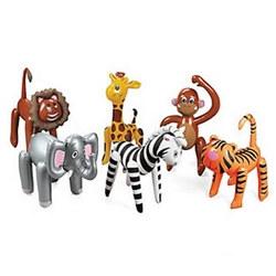 inflatable zoo animal
