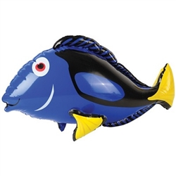Inflatable Blue Tang Fish